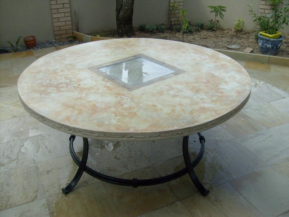Potanico Custom Tables Half Corner Pots And Urns